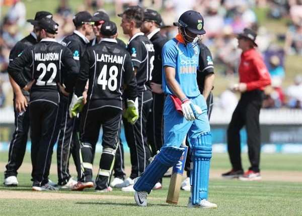 NZ के खिलाफ दूसरा सबसे कम स्कोर