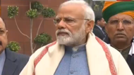 PM Modi addresses nation ahead of budget session today