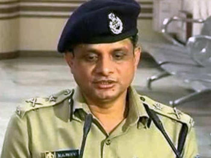 कोलकाता के पुलिस कमिश्नर राजीव कुमार (फाइल फोटो)