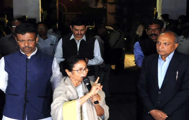 ममता बनर्जी का आरोप, पीएम नरेंद्र मोदी और अमित शाह की शह पर काम कर रही सीबीआई