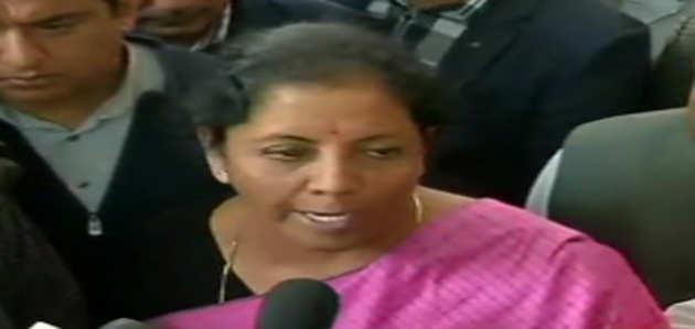 टीएमसी सरकार बीजेपी के खिलाफ कर रही है साजिश: निर्मला सीतारमण