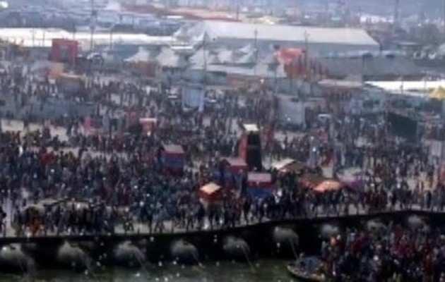 कुंभ मेला 2019: संगम पर मौनी आमावस्या के दिन करीब 12.5 करोड़ लोगों ने किया स्नान