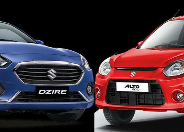 Dzire को पीछे छोड़ जनवरी में नंबर-1 बनी Alto, देखें टॉप-10 कारें