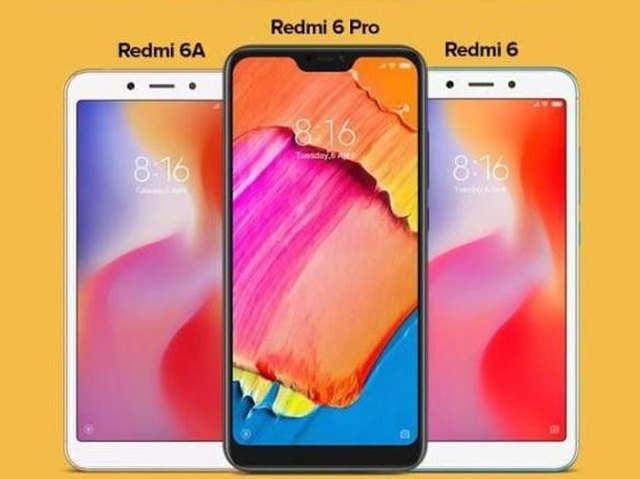 Xiaomi ने कम किए Redmi 6 Pro, रेडमी 6 और रेडमी 6A के दाम