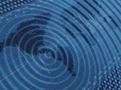 जम्मू कश्मीर में 5.6-तीव्रता के भूकंप के झटके