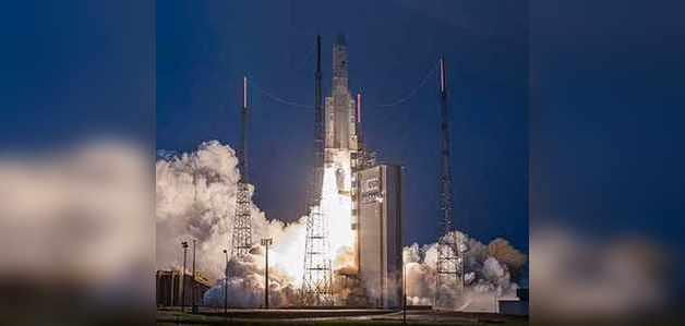 फ्रेंच गुएना से लॉन्च हुआ भारतीय सैटलाइट GSAT-31, इनसैट-4CR को करेगा रीप्लेस
