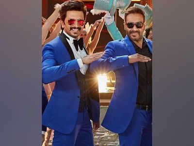 रितेश देशमुख और अजय देवगन