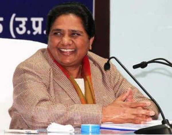 bsp supremo mayawati officially announces her twitter account