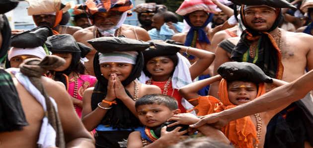 सबरीमाला में महिलाओं के प्रवेश की रिव्यू पिटीशन पर SC में फैसला सुरक्षित