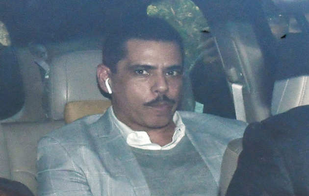 'रॉबर्ट वाड्रा ने संजय भंडारी के साथ व्यापारिक संबंध से किया इनकार'