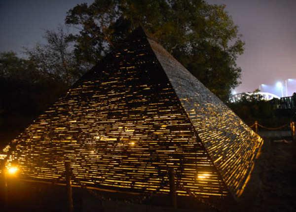 गीजा का ग्रेट पिरामिड