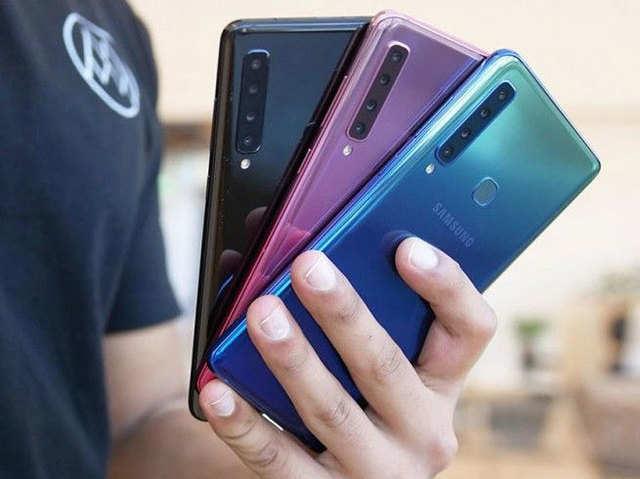 Samsung ने फिर कम किए Galaxy A9 के दाम, कीमत अब ₹30,990 से शुरू