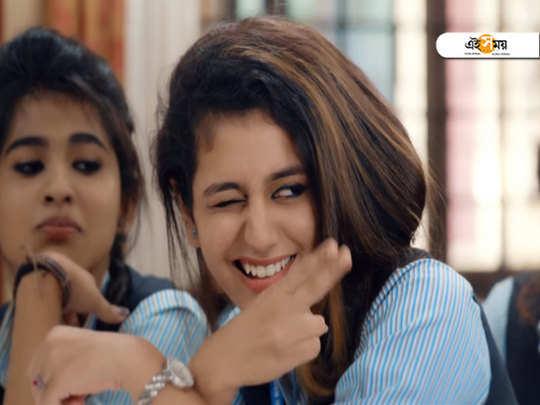 After viral wink, Malayalam actress Priya Prakash Varrier kissing her Oru Adaar Love co-star is breaking the internet