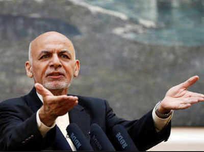 अफगानिस्तान राष्ट्रपति के ट्वीट से चिढ़ गया पाक