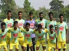 kerala lost against services in santosh trophy football