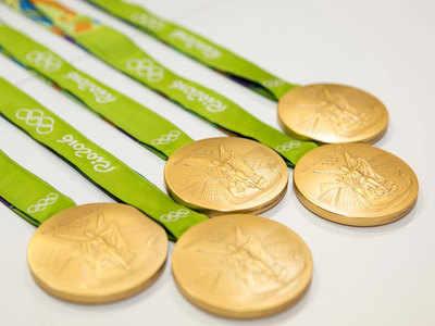ओलिंपिक मेडल (फाइल फोटो)