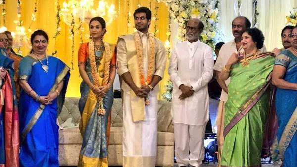 soundarya rajinikanth and vishagan pre wedding celebrations