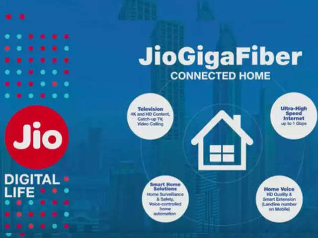 जल्द लॉन्च होगी Jio GigaFiber ब्रॉडबैंड सेवा, नए कनेक्शन व स्पीड के बारे में जानें सबकुछ