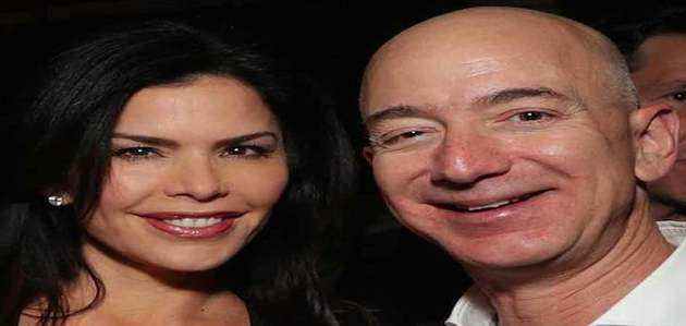 ऐमजॉन CEO जेफ बेजॉस की अंतरंग तस्वीरों से ब्लैकमेलिंग!