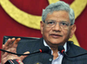 no alliance with congress says sitaram yechury