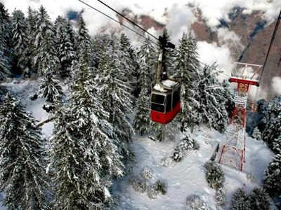 यह है उत्तराखंड का मिनी स्विटजरलैंड