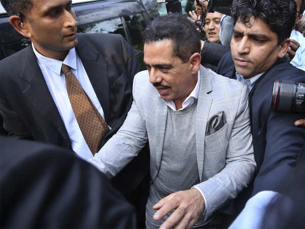 trouble mounts for vadra ed probe looks into contract linked to ongc samsung deal