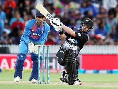 IND Vs NZ Haimiltan Tee20 Haari Team India, Series Bhi Ganvaai