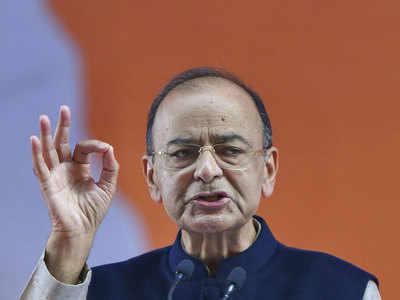 Rahul Gandhi Par Arun Jaitley Ka Hamla, Fail Student Taupar Se Hamesha Chidhta Hai