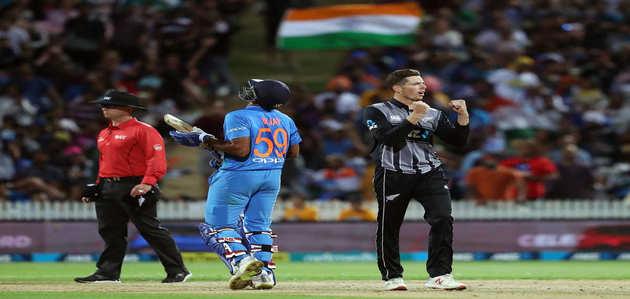 NZ से तीसरा टी20 हारा भारत, सीरीज भी गंवाई