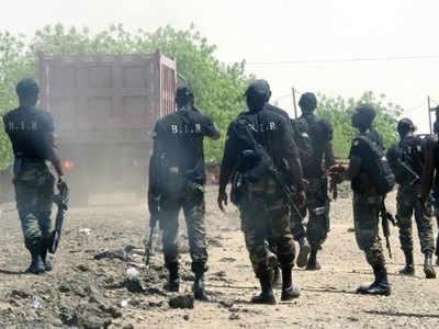 Boko Haraam Ke Hamle Mein Javaan, Sthaaneeya Pramukh Ki Maut