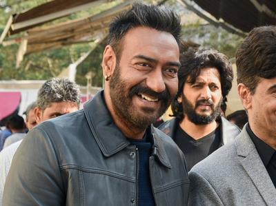 Nai Jenareshan Ke Aiktars Dosti-yaari Mein Film Naheen Karte Ajay Devagan