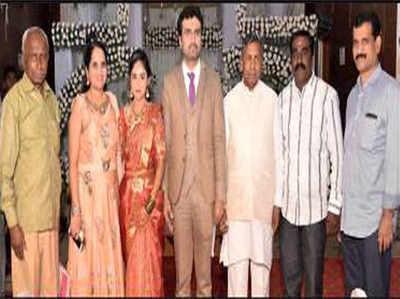विश्व मोहन की शादी में शामिल हुए कई वीआईपी गेस्ट