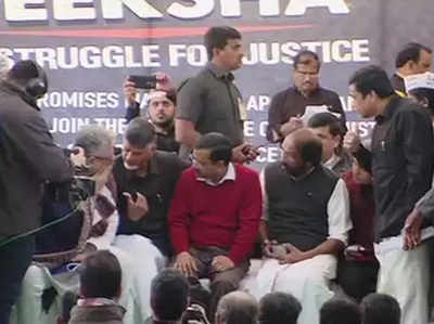 दिल्ली में केजरीवाल ने साधा पीएम मोदी पर निशाना