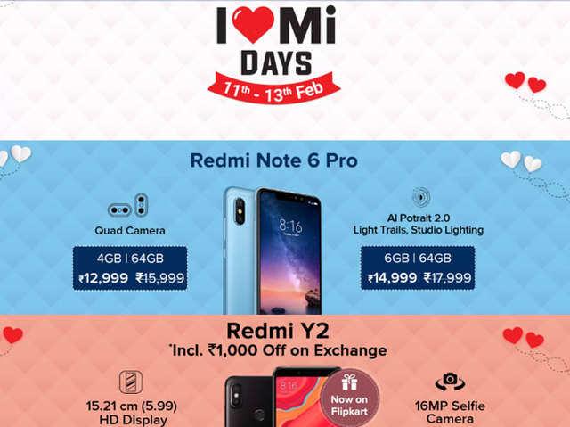Flipkart I Love Mi Day Sale: शाओमी के स्मार्टफोन्स पर तगड़ा डिस्काउंट