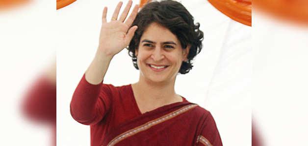कांग्रेस महासचिव प्रियंका गांधी वाड्रा की ट्विटर पर एंट्री