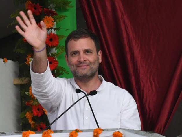 कांग्रेस किसी भी प्रदेश में बैकफुट पर नहीं, फ्रंटफुट पर खेलेगी: राहुल गांधी