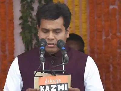 ऊर्जा मंत्री श्रीकांत शर्मा