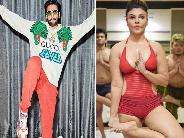रणवीर सिंह की नई ड्रेस...