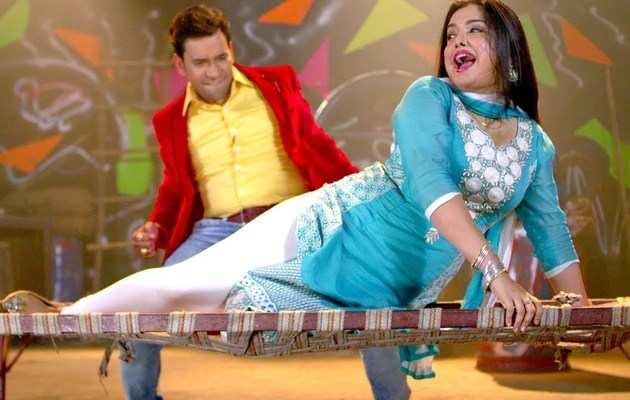 bhojpuri new song:'दुनिया जाए भाड़ में'