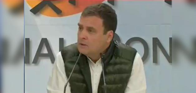 राफेल डील: राहुल ने पीएम मोदी पर दागे नए आरोप