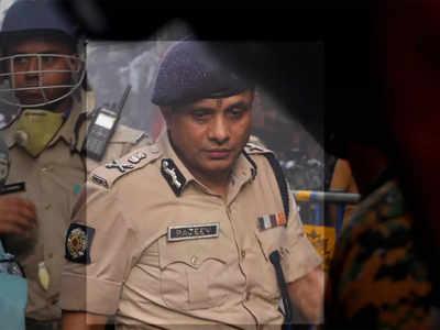 पुलिस आयुक्त राजीव कुमार