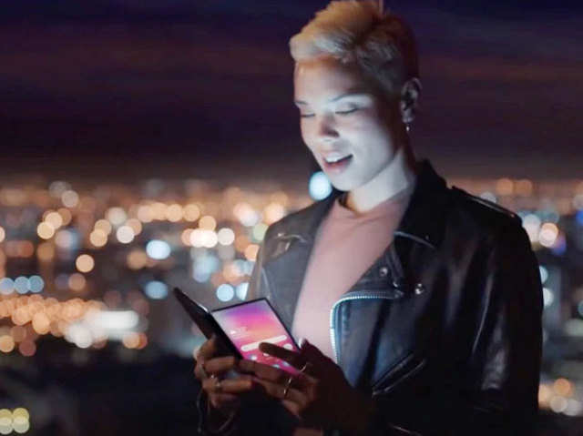 सैमसंग का फोल्डेबल फोन 20 फरवरी को हो सकता है लॉन्च, सामने आया विडियो टीजर