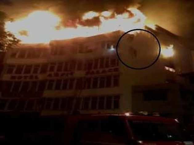 दिल्ली के होटल में आग: 'यह कभी न खत्म होने वाला एक बुरा सपना था'