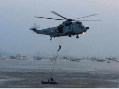 111 Navy Helikauptaron Ke Liye Raksha Mantraalaya Ne Maange Aavedan