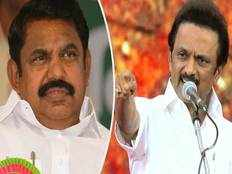 mk stalin bowls edappadi palaniswami bats when tn assembly becomes cricket ground