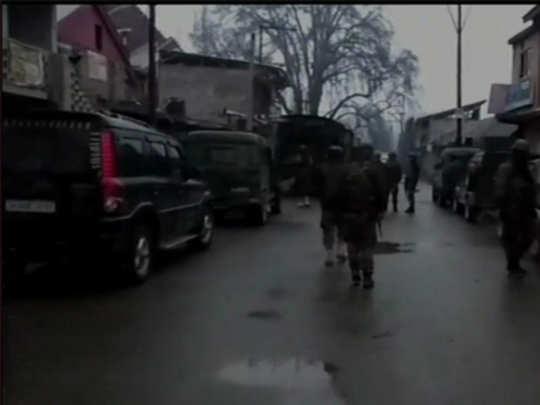 काश्मीर: लष्कराने केला दोन दहशतवाद्यांचा खात्मा