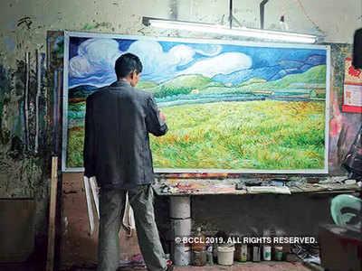पार्टनर संग करें पेंटिंग
