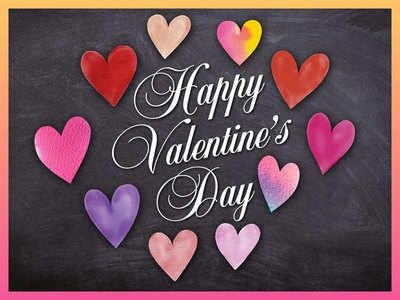 वैलेंटाइन्स डे पर भेजें प्यार भरे संदेश