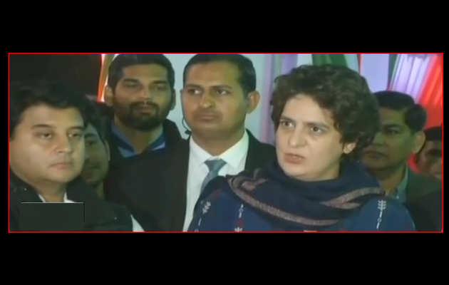 कांग्रेस का ओबीसी दल से समझौता, प्रियंका ने कहा सभी जातियों के लोग जुड़ेंगे
