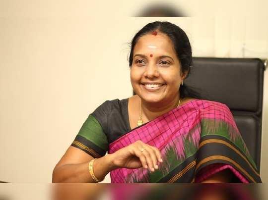 Vanathi Srinivasan.